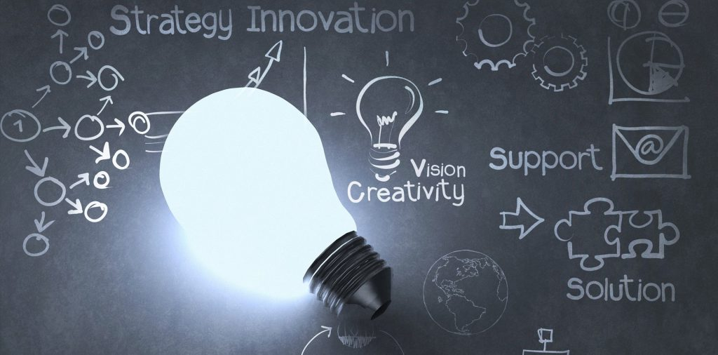 Light bulb image - guide to hiring a Marketing Professional