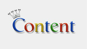 google-content-is-king